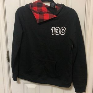 Black Misfits Pull-over Sweatshirt